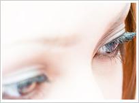目のストレッチ